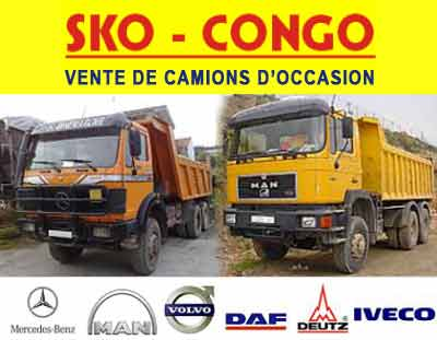 sko congo vente de camions d 39 occasion. Black Bedroom Furniture Sets. Home Design Ideas